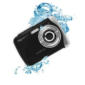 "EASYPIX Aquapix W1024-B ""Splash"" Black [bk]"