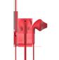DEFUNC Hybrid Red