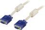 DELTACO VGA RGB HD15MA - HD15MA 5.0M