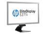 "HP EliteDisplay E271i 27"" IPS lysdiodeskærm med bagbelysning (ENERGY STAR)"