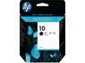 HP 10 svart blekkpatron