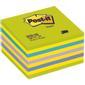 POST-IT POST-IT® kube 76x76mm 2028NB neon blå/gr
