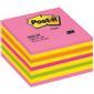 POST-IT POST-IT® kube 76x76mm 2028NP neon