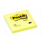 POST-IT POST-IT® notatblokk 76x76mm 654 gul