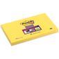 POST-IT POST-IT® SuperS 76x127mm 655-12 gul