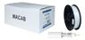 TELEVES Kabel MLL-200 LSNH/Dca (1,12/4,95) vit 100m 50ohm