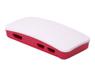 RASPBERRY PI Zero official case, Zero and Zero Wireless, red/white
