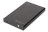 DIGITUS USB 2.0-SATA 2 SDD/HDD Enclosure. 2.5inch 9.5 & 7. Factory Sealed