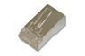 DIGITUS Modularstecker 8P8C für Rundkabel, geschirmt CAT5