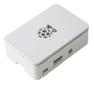 DESIGNSPARK Raspberry Pi case, for 3 Model B / B+ / Pi 2, white