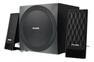 MICROLAB M-300 BT, 2.1 speaker system, BT 4.0, 38W RMS, USB/SD/FM