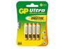 GP 4-pack AAA alkaline