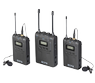 BOYA UHF Dual Channel Wireless Microphone System