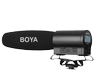 BOYA Shotgun Microphone with Intergrated Flash Recorder
