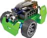 ROBOBLOQ QScout, robotfordon, Bluetooth, app, grön