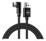 MCDODO USB AM to Type C 1m black