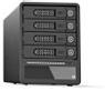 "RAIDON Geh Ext. 2,5"""" Externes Gehäuse für 4x 2,5""""/3,5"" HDD/SSD, Single / RAID 0, 2x  Thunderbolt 2 Host"