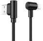 MCDODO Lamp Seires Lightning Cable 1.2m Black