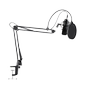 MAONO USB Podcasting Microphone Kit, kit med arm, mikrofon med USB m.m