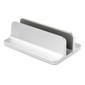 DESIRE2 Bordstativ for Mac/Ultrabooks Justerbar Aluminiun Sølv