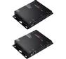 AV LINK DisplayPort over Ethernet extender, 100m, 300 MHz, 3D, IR, bla