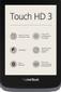 POCKETBOOK Touch HD 3 Metallic Grey