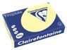 CLAIREFONTAINE Kopipapir TROPHEE A4 160g gul (250)