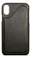 Nic & Mel Corey, case with card slots, iPhone XR, black leather