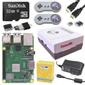 CanaKit Retro Gaming Kit, Raspberry Pi 3 B+, gaming accessories