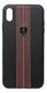 FERRARI - PU leather Hard case - OFF TRACK LOGO- Black IPHONE 6.5