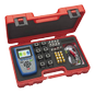 AUDIOVISION Test kit for CAT and Coax POE