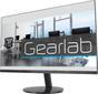 "GEARLAB 24"" WQHD IPS LED Monitor PLPD19"